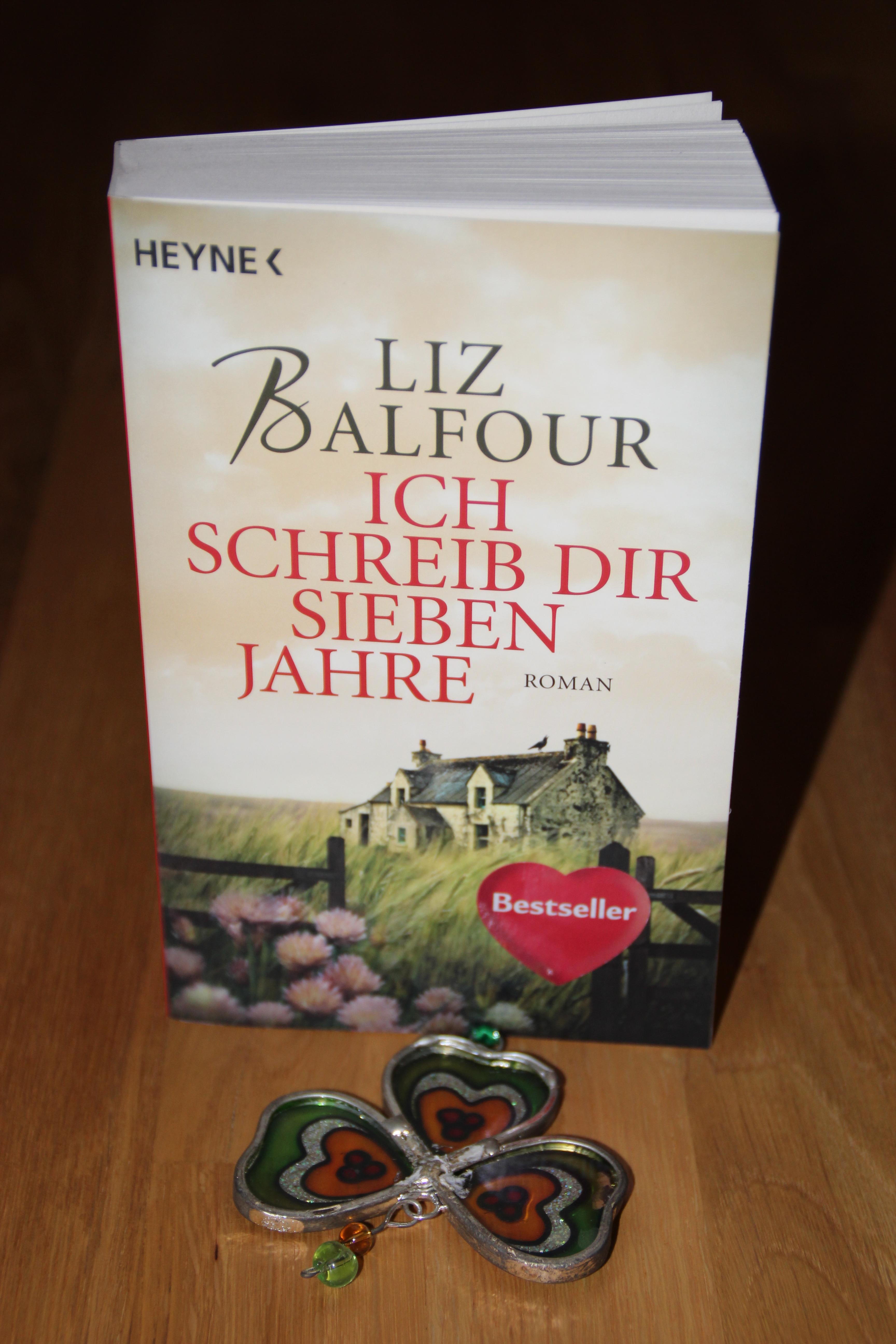 Liz Balfour Ich Schreib Dir Sieben Jahre Herzgedanke
