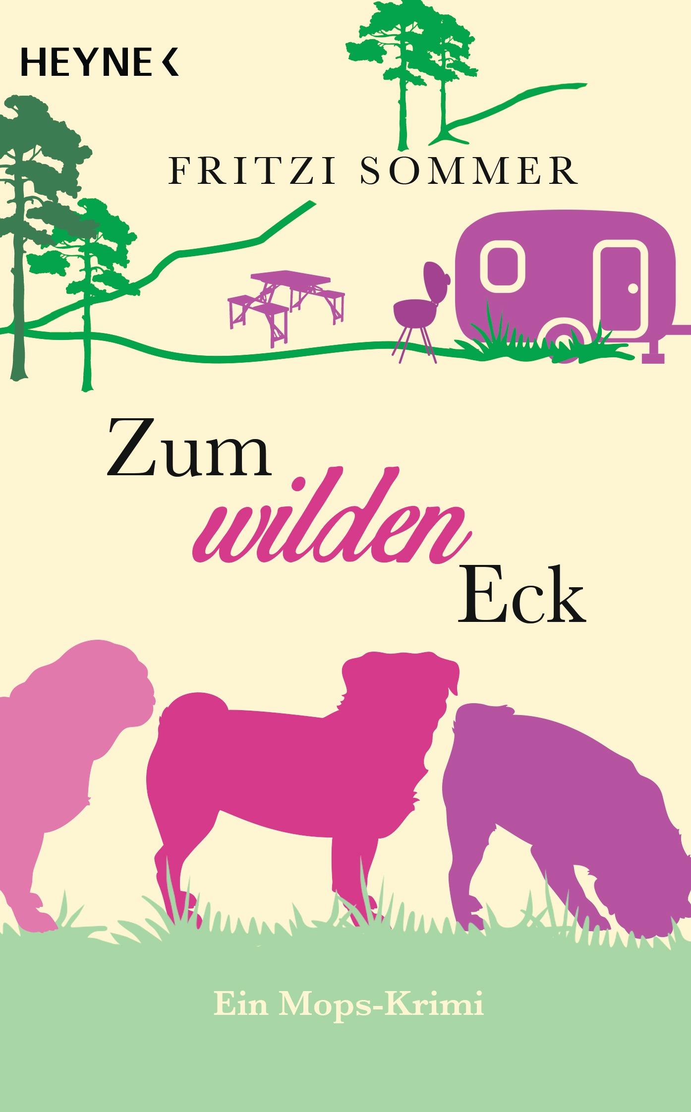 Zum wilden Eck von Fritzi Sommer © Heyne Verlag