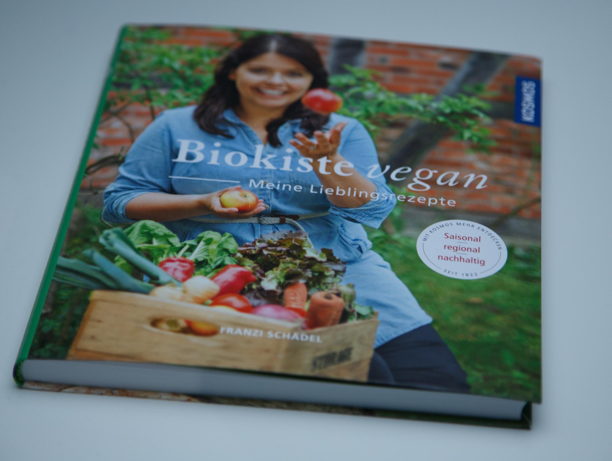 Biokiste vegan von Franzi Schädel © Franckh Kosmos Verlag