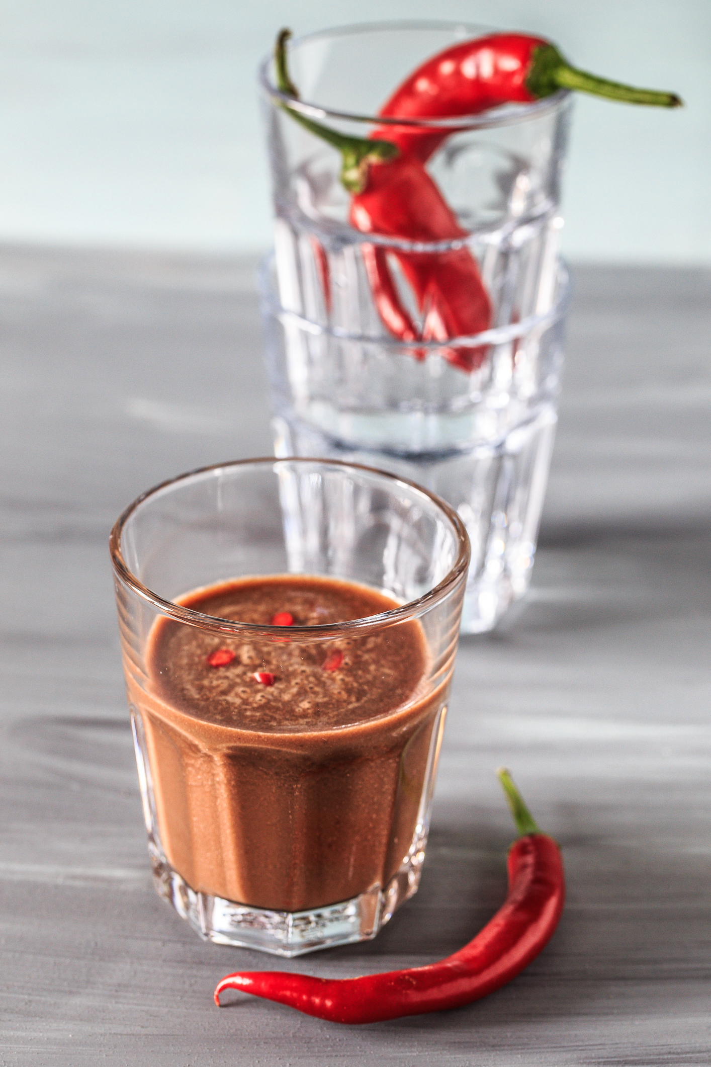 Chili-Schocker - Smoothie aus dem Thermomix®