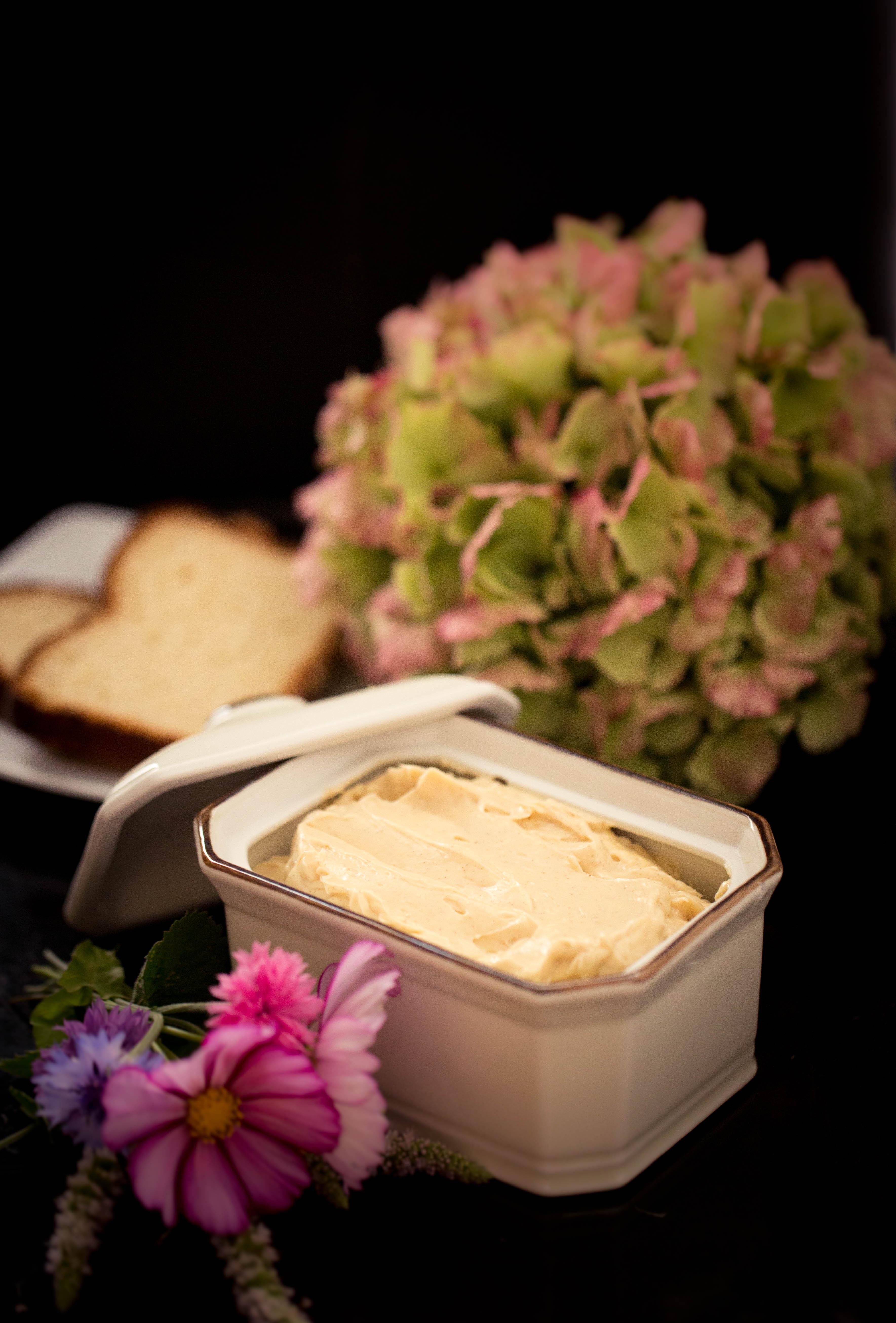 Honig-Zimt-Butter aus dem Thermomix®