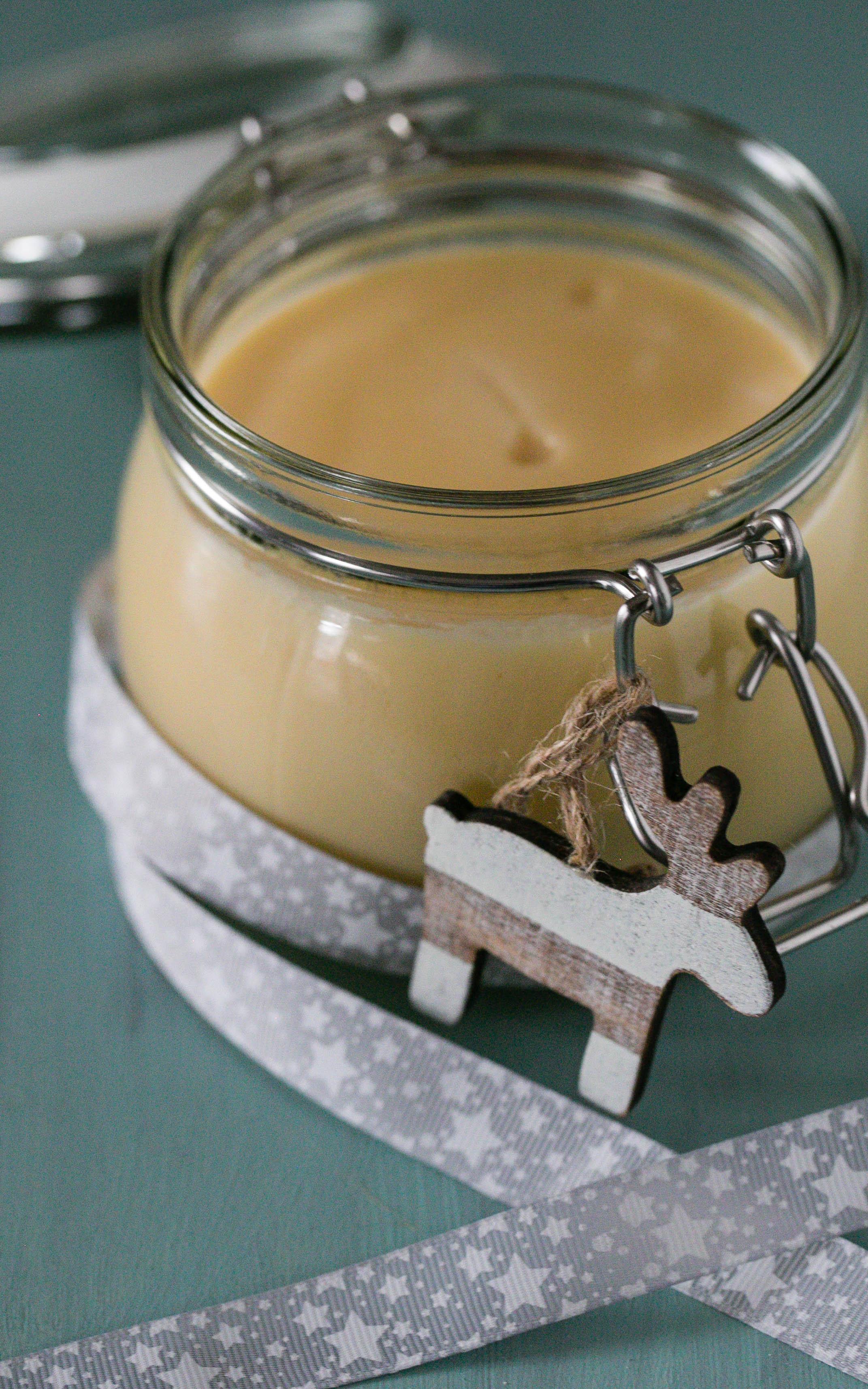 Kokosmilch-Curd aus dem Thermomix®